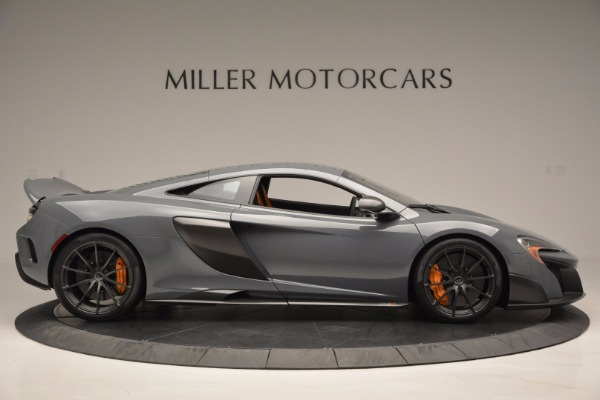 Used 2016 McLaren 675LT for sale Sold at Bentley Greenwich in Greenwich CT 06830 9