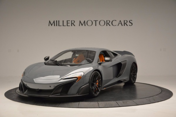 Used 2016 McLaren 675LT for sale Sold at Bentley Greenwich in Greenwich CT 06830 1