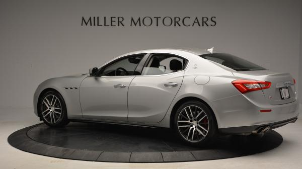 New 2016 Maserati Ghibli S Q4 for sale Sold at Bentley Greenwich in Greenwich CT 06830 4