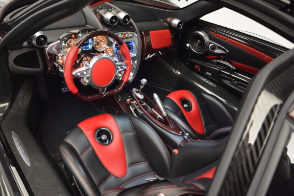 Used 2014 Pagani Huyara for sale Sold at Bentley Greenwich in Greenwich CT 06830 10