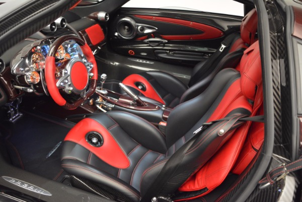 Used 2014 Pagani Huyara for sale Sold at Bentley Greenwich in Greenwich CT 06830 11