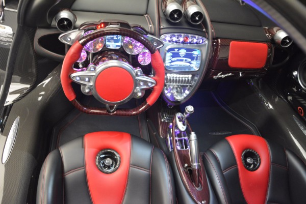 Used 2014 Pagani Huyara for sale Sold at Bentley Greenwich in Greenwich CT 06830 13