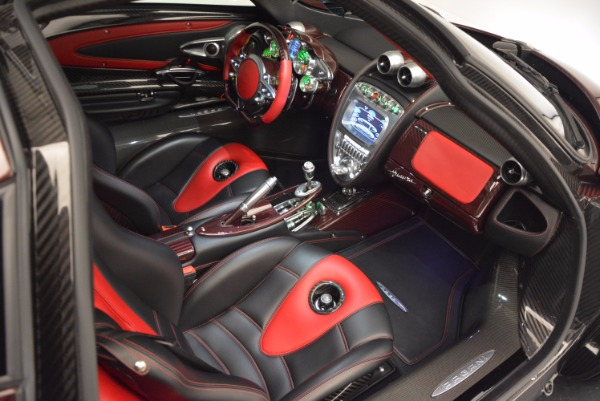 Used 2014 Pagani Huyara for sale Sold at Bentley Greenwich in Greenwich CT 06830 14
