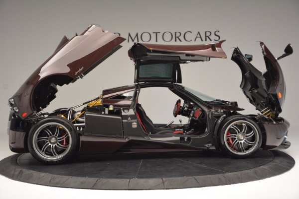 Used 2014 Pagani Huyara for sale Sold at Bentley Greenwich in Greenwich CT 06830 17