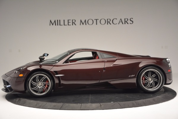 Used 2014 Pagani Huyara for sale Sold at Bentley Greenwich in Greenwich CT 06830 2