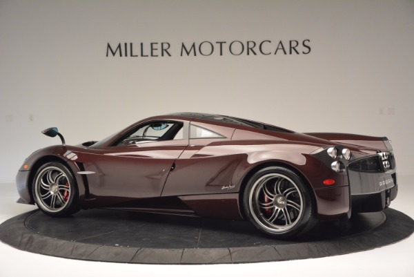 Used 2014 Pagani Huyara for sale Sold at Bentley Greenwich in Greenwich CT 06830 3