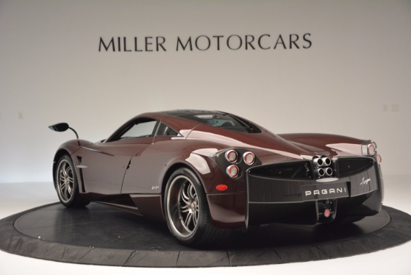 Used 2014 Pagani Huyara for sale Sold at Bentley Greenwich in Greenwich CT 06830 4