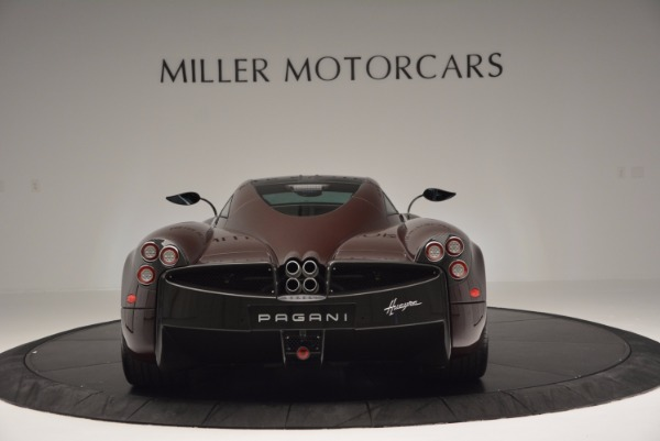 Used 2014 Pagani Huyara for sale Sold at Bentley Greenwich in Greenwich CT 06830 5