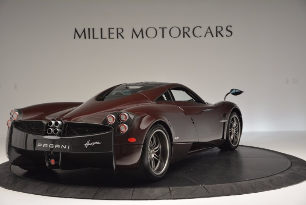 Used 2014 Pagani Huyara for sale Sold at Bentley Greenwich in Greenwich CT 06830 6