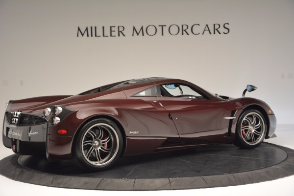 Used 2014 Pagani Huyara for sale Sold at Bentley Greenwich in Greenwich CT 06830 7