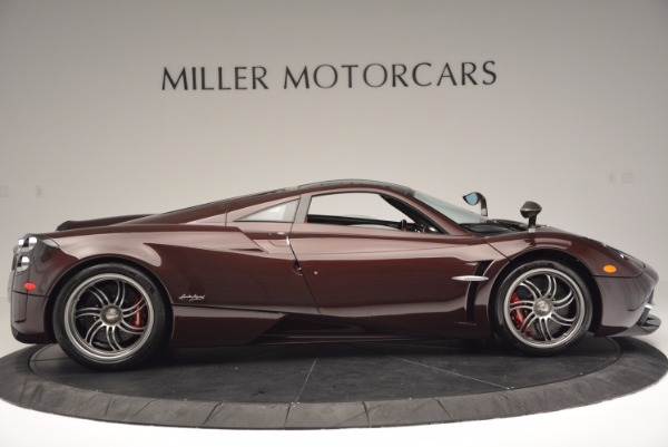 Used 2014 Pagani Huyara for sale Sold at Bentley Greenwich in Greenwich CT 06830 8
