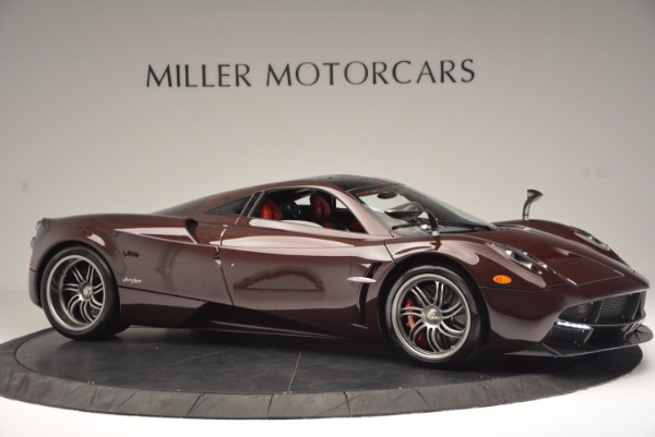 Used 2014 Pagani Huyara for sale Sold at Bentley Greenwich in Greenwich CT 06830 9