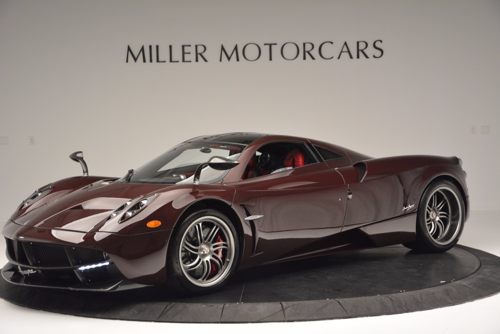 Used 2014 Pagani Huyara for sale Sold at Bentley Greenwich in Greenwich CT 06830 1