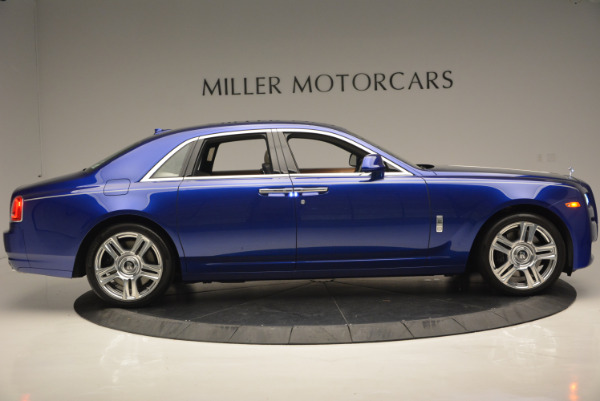 Used 2016 ROLLS-ROYCE GHOST SERIES II for sale Sold at Bentley Greenwich in Greenwich CT 06830 10