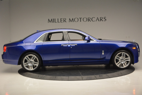Used 2016 ROLLS-ROYCE GHOST SERIES II for sale Sold at Bentley Greenwich in Greenwich CT 06830 11