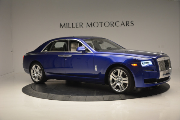 Used 2016 ROLLS-ROYCE GHOST SERIES II for sale Sold at Bentley Greenwich in Greenwich CT 06830 12