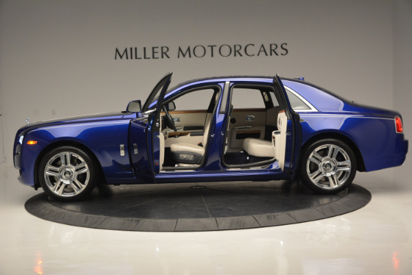 Used 2016 ROLLS-ROYCE GHOST SERIES II for sale Sold at Bentley Greenwich in Greenwich CT 06830 16