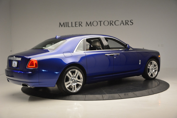 Used 2016 ROLLS-ROYCE GHOST SERIES II for sale Sold at Bentley Greenwich in Greenwich CT 06830 9