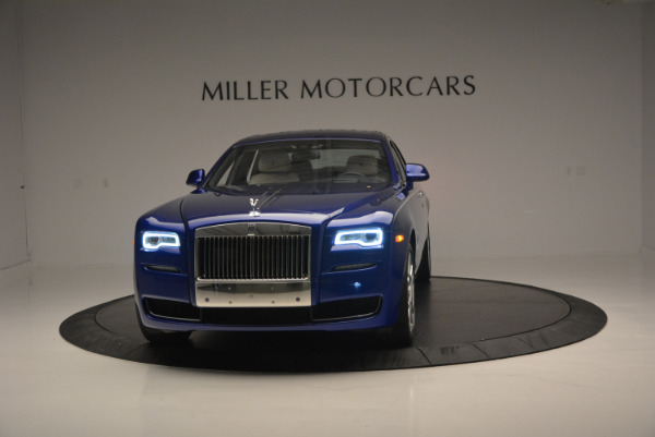 Used 2016 ROLLS-ROYCE GHOST SERIES II for sale Sold at Bentley Greenwich in Greenwich CT 06830 1