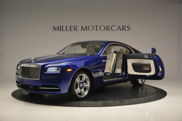 Used 2016 Rolls-Royce Wraith for sale Sold at Bentley Greenwich in Greenwich CT 06830 15