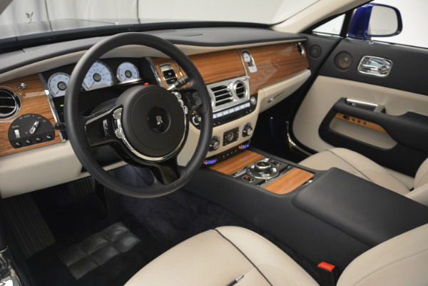 Used 2016 Rolls-Royce Wraith for sale Sold at Bentley Greenwich in Greenwich CT 06830 20