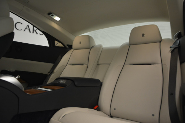 Used 2016 Rolls-Royce Wraith for sale Sold at Bentley Greenwich in Greenwich CT 06830 25