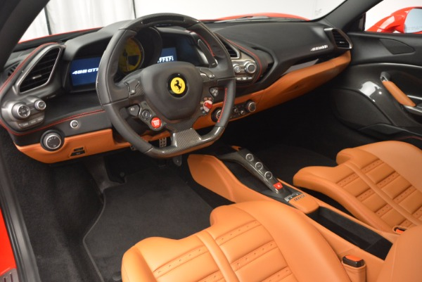 Used 2016 Ferrari 488 GTB for sale Sold at Bentley Greenwich in Greenwich CT 06830 13