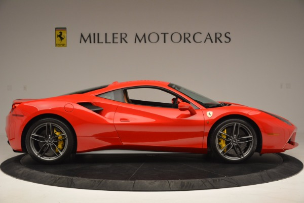 Used 2016 Ferrari 488 GTB for sale Sold at Bentley Greenwich in Greenwich CT 06830 9