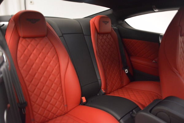 New 2017 Bentley Continental GT V8 S for sale Sold at Bentley Greenwich in Greenwich CT 06830 22