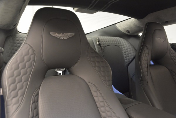 Used 2017 Aston Martin Vanquish Coupe for sale Sold at Bentley Greenwich in Greenwich CT 06830 19