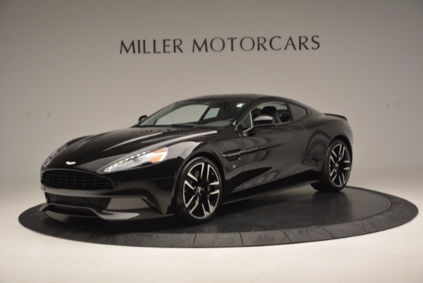 Used 2017 Aston Martin Vanquish Coupe for sale Sold at Bentley Greenwich in Greenwich CT 06830 2