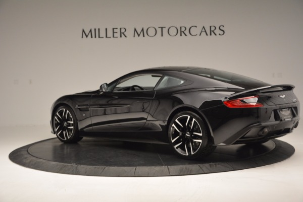 Used 2017 Aston Martin Vanquish Coupe for sale Sold at Bentley Greenwich in Greenwich CT 06830 4