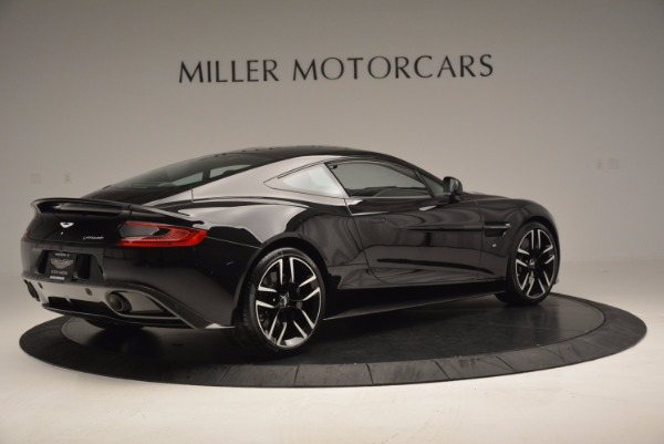 Used 2017 Aston Martin Vanquish Coupe for sale Sold at Bentley Greenwich in Greenwich CT 06830 8