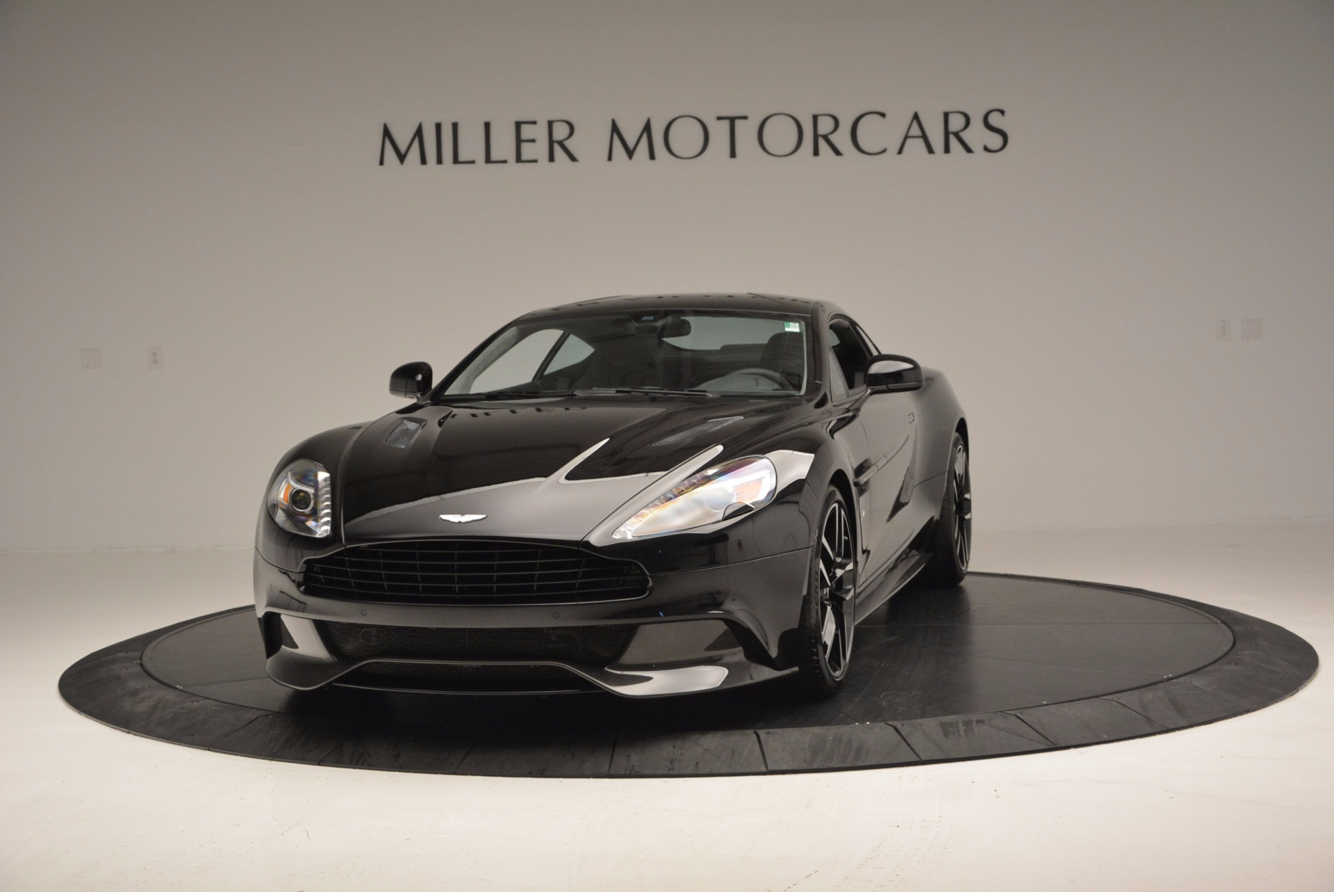 Used 2017 Aston Martin Vanquish Coupe for sale Sold at Bentley Greenwich in Greenwich CT 06830 1