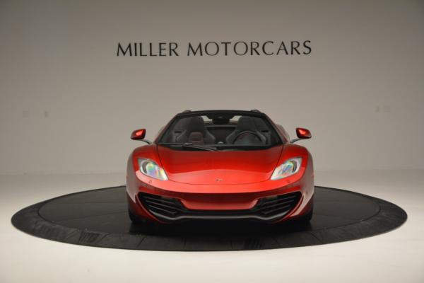 Used 2013 McLaren MP4-12C Base for sale Sold at Bentley Greenwich in Greenwich CT 06830 12