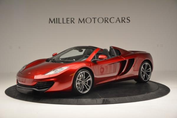 Used 2013 McLaren MP4-12C Base for sale Sold at Bentley Greenwich in Greenwich CT 06830 2