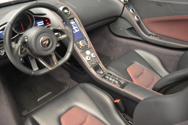 Used 2013 McLaren MP4-12C Base for sale Sold at Bentley Greenwich in Greenwich CT 06830 22