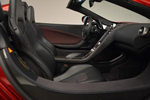 Used 2013 McLaren MP4-12C Base for sale Sold at Bentley Greenwich in Greenwich CT 06830 27