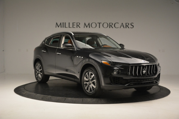 New 2017 Maserati Levante for sale Sold at Bentley Greenwich in Greenwich CT 06830 11