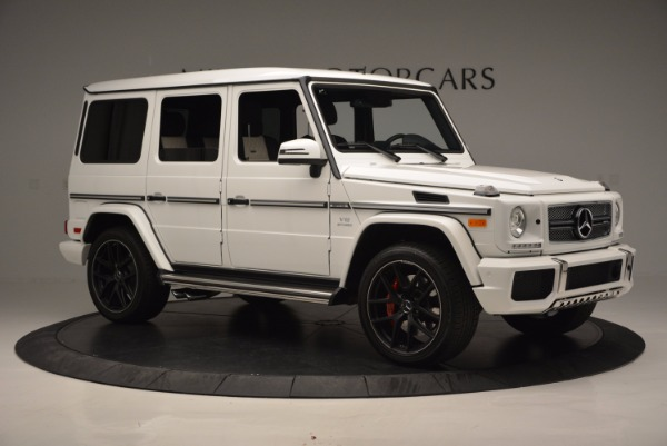 Used 2016 Mercedes Benz G-Class AMG G65 for sale Sold at Bentley Greenwich in Greenwich CT 06830 10