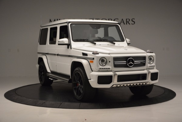 Used 2016 Mercedes Benz G-Class AMG G65 for sale Sold at Bentley Greenwich in Greenwich CT 06830 11