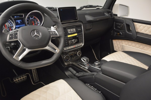 Used 2016 Mercedes Benz G-Class AMG G65 for sale Sold at Bentley Greenwich in Greenwich CT 06830 15