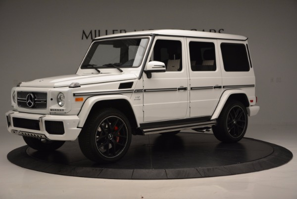 Used 2016 Mercedes Benz G-Class AMG G65 for sale Sold at Bentley Greenwich in Greenwich CT 06830 2