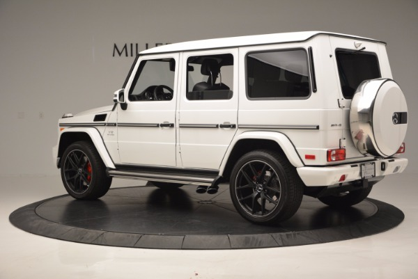 Used 2016 Mercedes Benz G-Class AMG G65 for sale Sold at Bentley Greenwich in Greenwich CT 06830 4