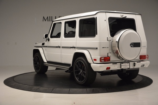 Used 2016 Mercedes Benz G-Class AMG G65 for sale Sold at Bentley Greenwich in Greenwich CT 06830 5