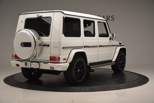 Used 2016 Mercedes Benz G-Class AMG G65 for sale Sold at Bentley Greenwich in Greenwich CT 06830 7