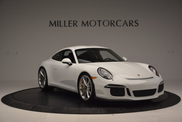 Used 2016 Porsche 911 R for sale Sold at Bentley Greenwich in Greenwich CT 06830 12
