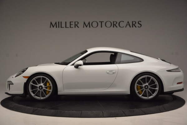 Used 2016 Porsche 911 R for sale Sold at Bentley Greenwich in Greenwich CT 06830 3