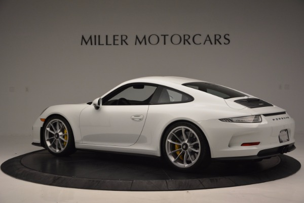 Used 2016 Porsche 911 R for sale Sold at Bentley Greenwich in Greenwich CT 06830 4