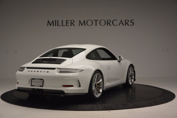 Used 2016 Porsche 911 R for sale Sold at Bentley Greenwich in Greenwich CT 06830 7